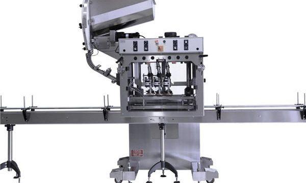स्वयंचलित बाटली कॅपिंग मशीन निर्माता