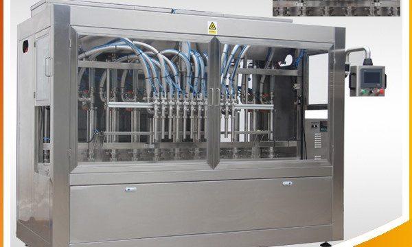 स्वयंचलित कॉस्मेटिक परफ्यूम लिक्विड बॉटलिंग बॉटल फिलिंग मशीन