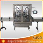 स्वयंचलित ऑलिव्ह ऑईल आणि मलई आणि लिक्विड फिलिंग मशीन