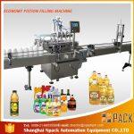 1L-4L वंगण घालणारी तेल भरणे मशीन
