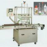 चीन शीर्ष गुणवत्ता गुरुत्व प्रकार लिक्विड फिलिंग मशीन