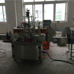 स्वयंचलित पिस्टन लिक्विड फिलिंग मशीन 50 मिली ते 1 एल