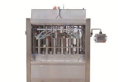 डिशवॉशिंग लिक्विड फिलिंग मशीन