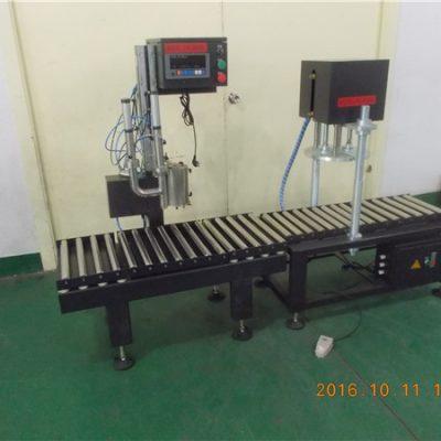 वंगण तेल / 200 एल ड्रमसाठी ड्रम फिलिंग मशीन