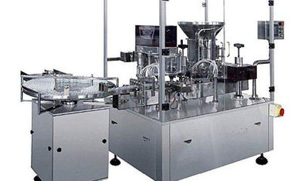 ड्राय पावडर इंजेक्शन फिलिंग मशीन