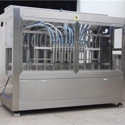 हाय स्पीड पूर्ण स्वयंचलित तेल भरणे मशीन