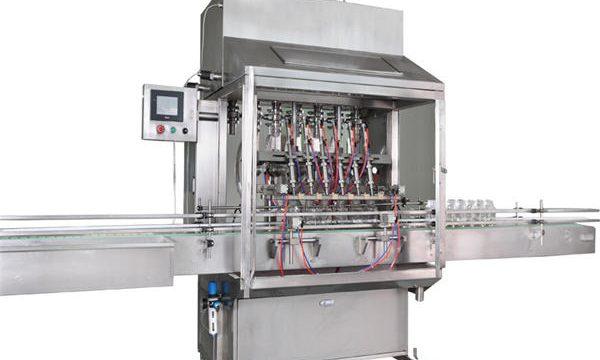 व्यावसायिक निर्माता स्वयंचलित ब्लूबेरी जाम फिलिंग मशीन