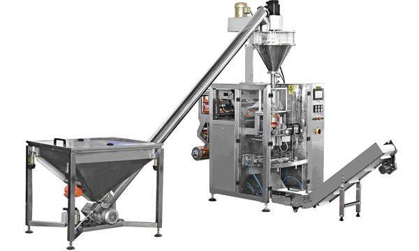 स्वयंचलित बाटली प्रकार आवर्त फीडिंग पावडर मशीन भरणे