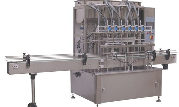 पूर्णपणे स्वयंचलित घाऊक शैम्पू लिक्विड पिस्टन फिलिंग मशीन
