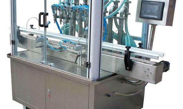 स्वयंचलित शैम्पू व्हॅक्यूम लिक्विड फिलिंग मशीन