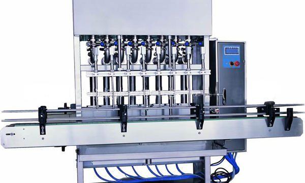 स्वयंचलित लॉन्ड्री डिटर्जंट फिलिंग मशीन