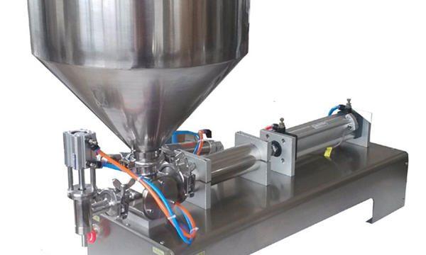 फॅक्टरी किंमत मॅन्युअल वायवीय पेस्ट फिलिंग मशीन
