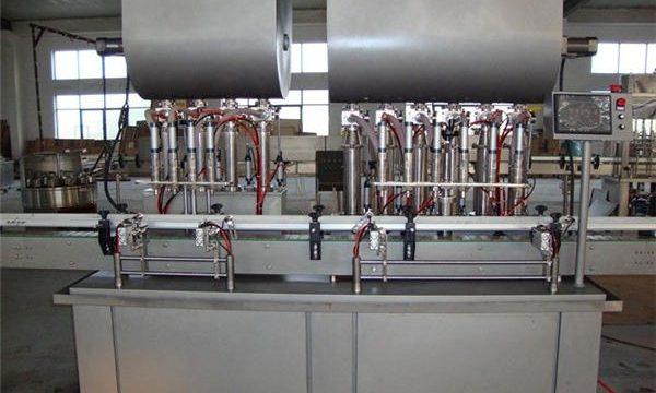 नवीनतम सर्वोत्कृष्ट गुणवत्ता जाड पेस्ट फिलिंग मशीन