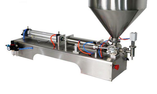 3-25ML सोयाबीन पेस्ट फिलिंग मशीनचे छोटे खंड