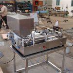 घाऊक सेमी स्वयंचलित सॉस फिलिंग मशीन