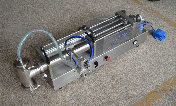 सेमी ऑटोमॅटिक शैम्पू फिलिंग मशीन निर्माता